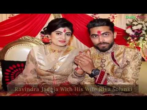 Top 20 Famous Indian Cricketers With Their Beautiful Wives | India Cricket Team