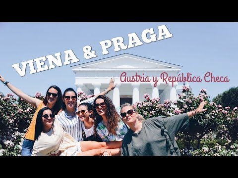 VIENA & PRAGA Travel Diary || Week Vlog in Austria and Czech Republic || @Mery_Kisss