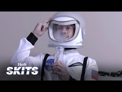 Getting High Before Watching Netflix | Herb Skits