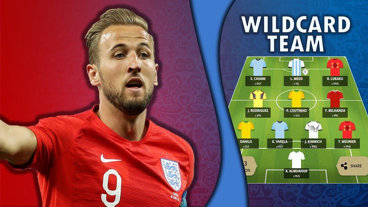 Round 2 Wildcard Team Draft Bench Boost Active World Cup Fantasy