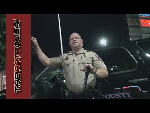 Williamson County Traffic Stop PT.2 6/27/2016