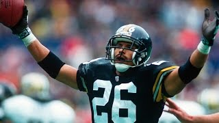 #41: Rod Woodson | The Top 100: NFL's Greatest Players (2010) | NFL Films
