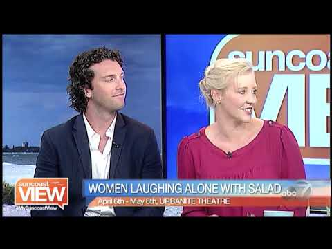 """Video: """"Women Laughing Alone with Salad"""""""