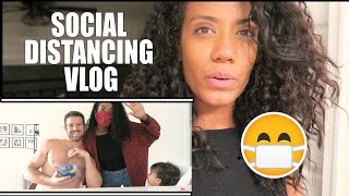 DAY IN THE LIFE| SOCIAL DISTANCING VLOG