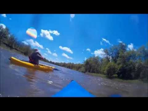 Red Lake River Kayaking