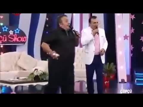 Taner Eyüpoğlu Ft. İsmail Türüt - Horon I Vatan Tv Çöpçü Show