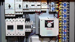 PAWLAK Automatyka Przemysłowa, system sterowania okrawarką do prętów