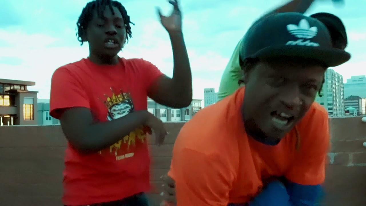 Team Drip drops their second video, Big Ape, from their critically acclaimed album SPLATT'N Season!