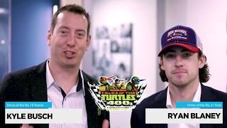 Nascar Heat 2: Kyle Busch Vs. Ryan Blaney   Siriusxm