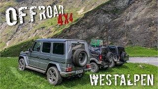 3 Geländewagen in Italien | 4X4 Adventure | OFFROAD Tour | Teil 2 | Project History