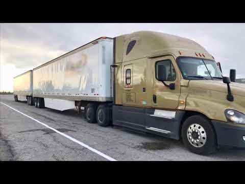 LCV-Double Trailers | Canada Punjabi Truck Driving