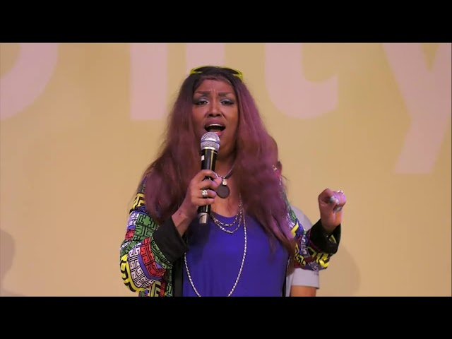 I Love You Forever performed by Wanda Nero Butler and the First Unity Voices