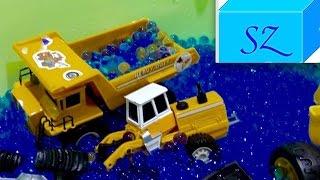 Загружаем орбизы в грузовик(Курс