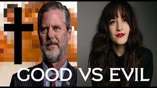 The Surprisingly Evil Roots in Christianity with Jamie Lee Finch  | God is Grey