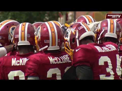 Redskins Training Camp Wired Up: D.J. Swearinger