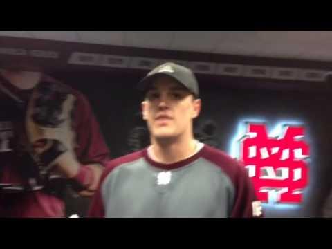 MSU catchers Josh Lovelady and Cody Walker preview the weekend