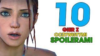 10 Gier z oczywistymi spoilerami - FunFacts #37