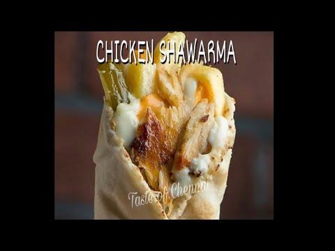 how to make turkish shawarma