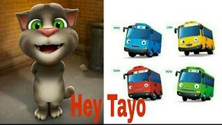 Tom Nyanyi Lagu Hai Tayo