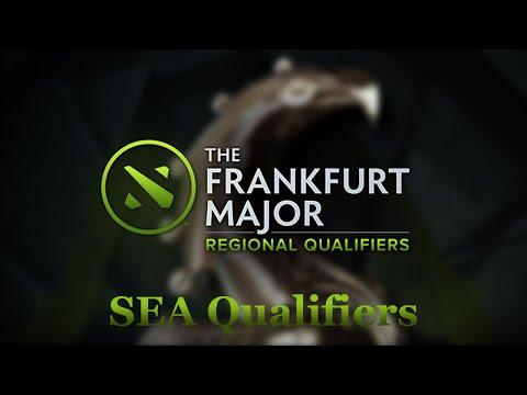 [RUS] Mineski vs 123 - Game 1 - Frankfurt MajorFrankfurt Major: SEA Qualifier  - Playoff