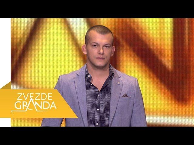 Riste Kikirekov - Andjeo cuvar, Zbog tebe sam vino pio - (live) - ZG 1 krug 16/17 - 05.11.16. EM 7