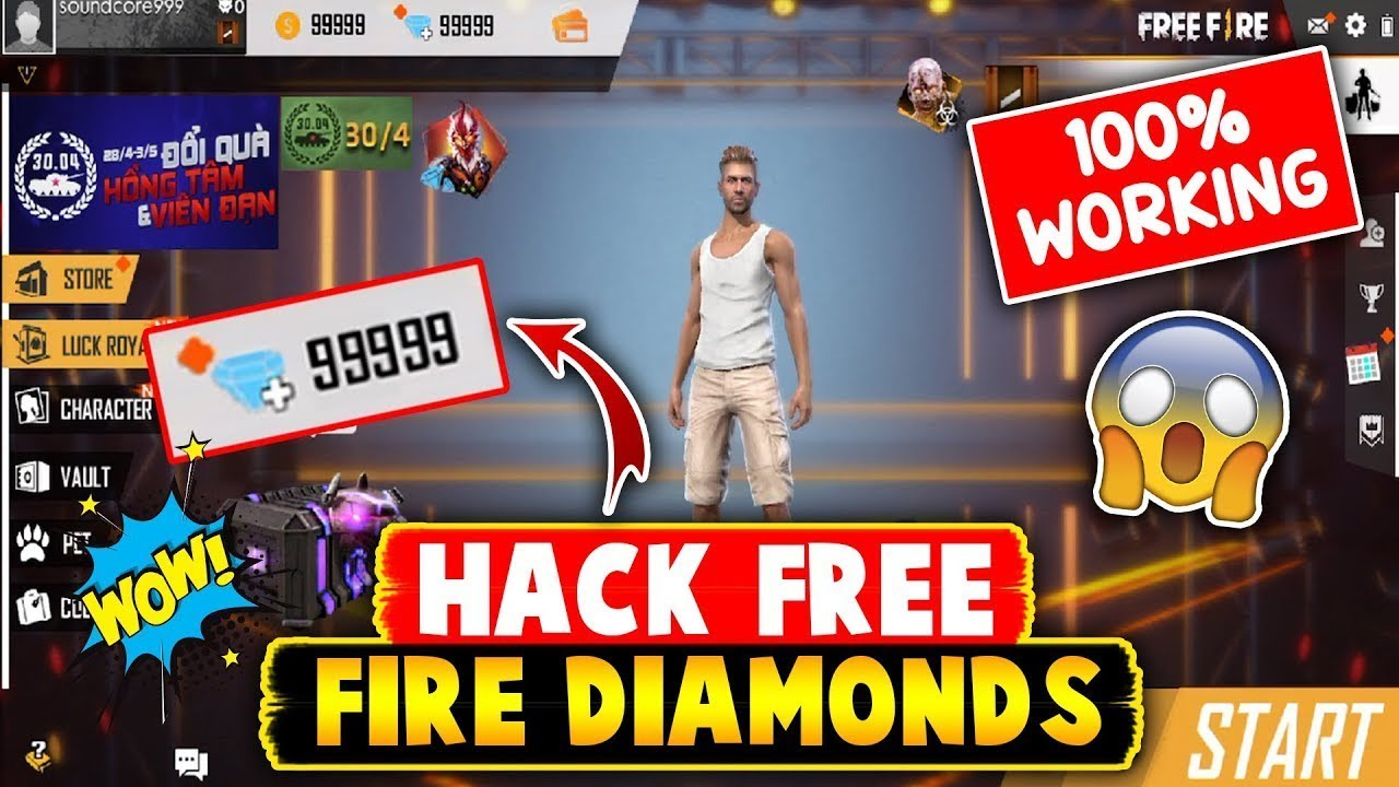free fire hack diamonds and coins