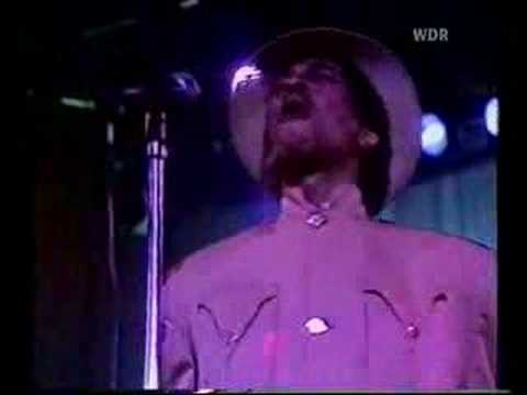 Kid Creole / Coconuts - Live Cologne 1982 - No intentions