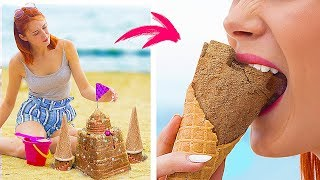 16 Funny Summer Pranks and Hacks