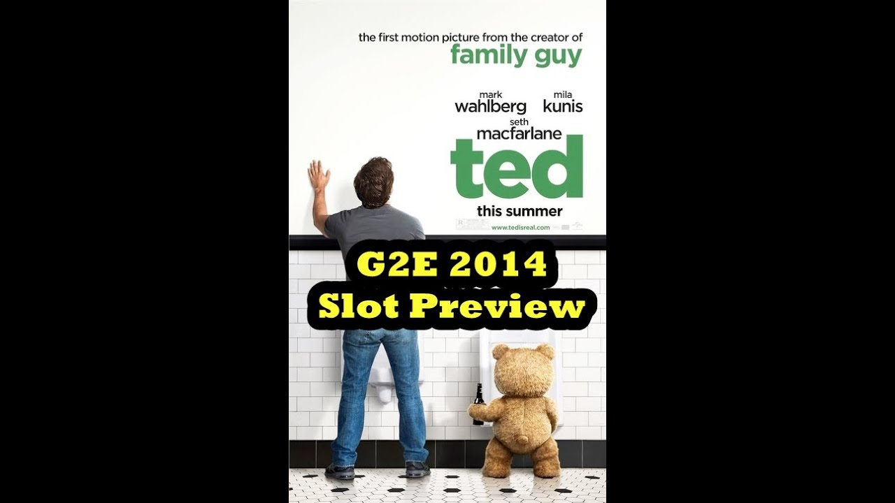 Ted Youtube: Slot Preview!