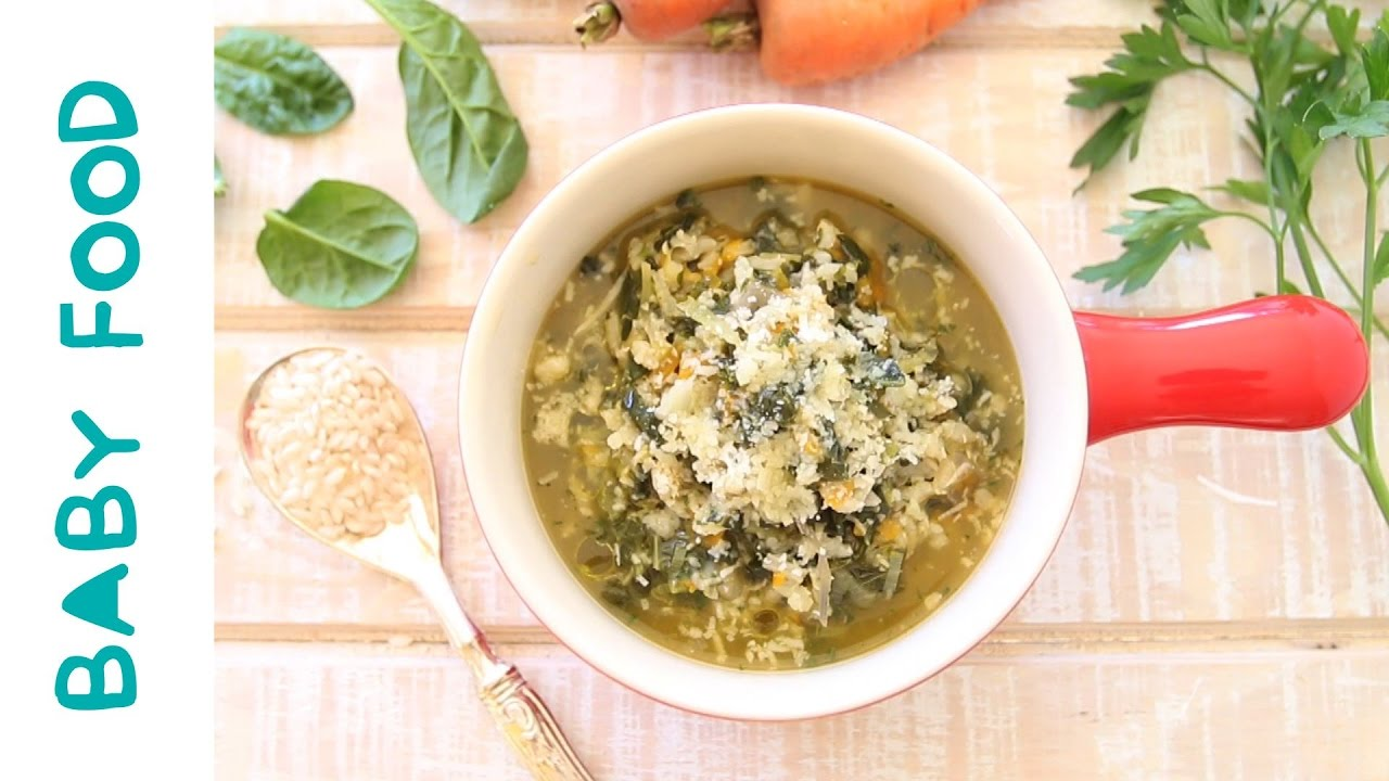 Rice soup with vegetables baby food recipe 9m youtube rice soup with vegetables baby food recipe 9m forumfinder Gallery