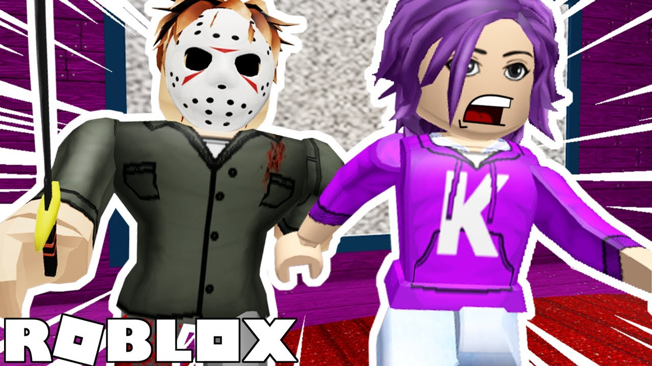 THERE'S NO ESCAPE FROM JASON! / ROBLOX