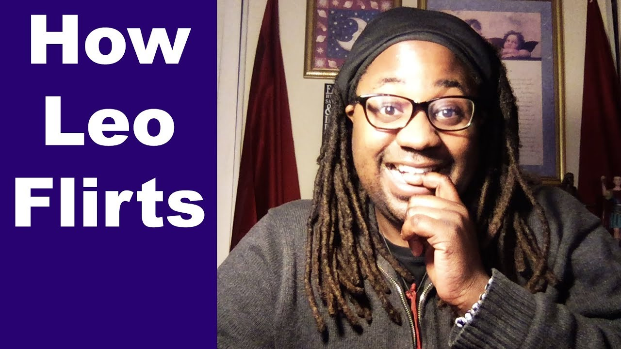 How A Leo Flirts (Leo Man and Leo Woman) [Lamarr Townsend Tarot] [How To  Flirt With A Leo]