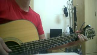 Thằng Cuội (ST: Lê Thương) guitar cover hướng dẫn hợp âm, intro, cách rải