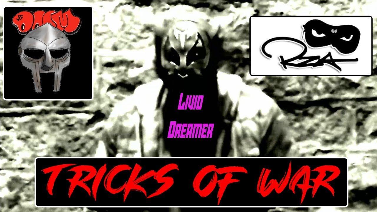 Tricks Of War-Livid Dreamer, MF DOOM, RZA (Music Video) | Livid Dreamer