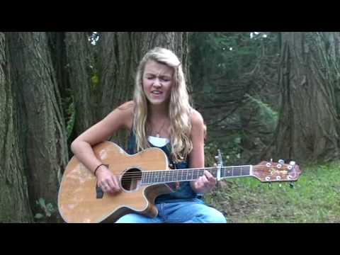 Teardrops On My Guitar - Taylor Swift (Casey Cattie Acoustic Cover)