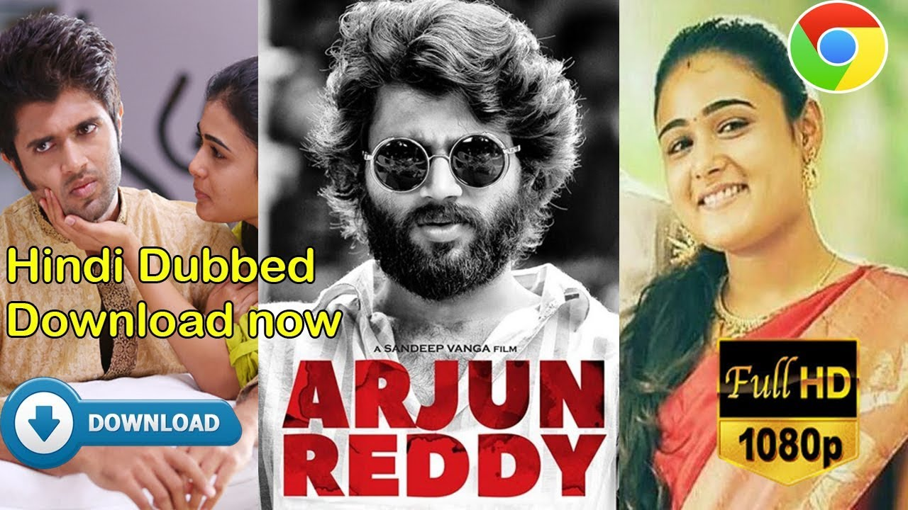 Arjun Reddy (Hindi Dubbed Movie ) Download link 14 April, 480P & 720P