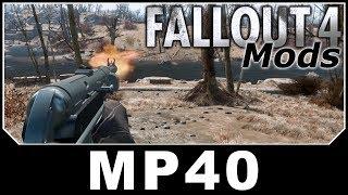 Fallout 4 Mods - MP40