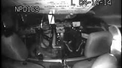 Raw video: Amy Daniels' DUI arrest