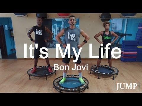 It's My Life (REMIX) - Bon Jovi | Coreografia Free Jump | #borapular (AERO JUMP)