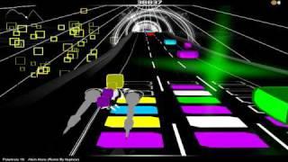 Audiosurf: Polarkreis 18 - Allein Alene (Nephew Remix)