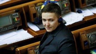 LIVE | Справа Савченко: зняття депутатської недоторканності