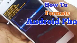 How To Formate Hard Reset  Lava Android Phone Successfully.?