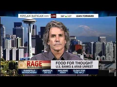 The FED printing $$$ causing food riots worldwide