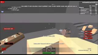 Roblox - COD Block Ops - Zombies - Ray Gun Gameplay