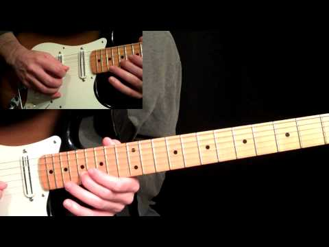 Incredibly Fast Eric Johnson Style Arpeggios Guitar Lesson - Rock - Blues - Metal - Fender Strat
