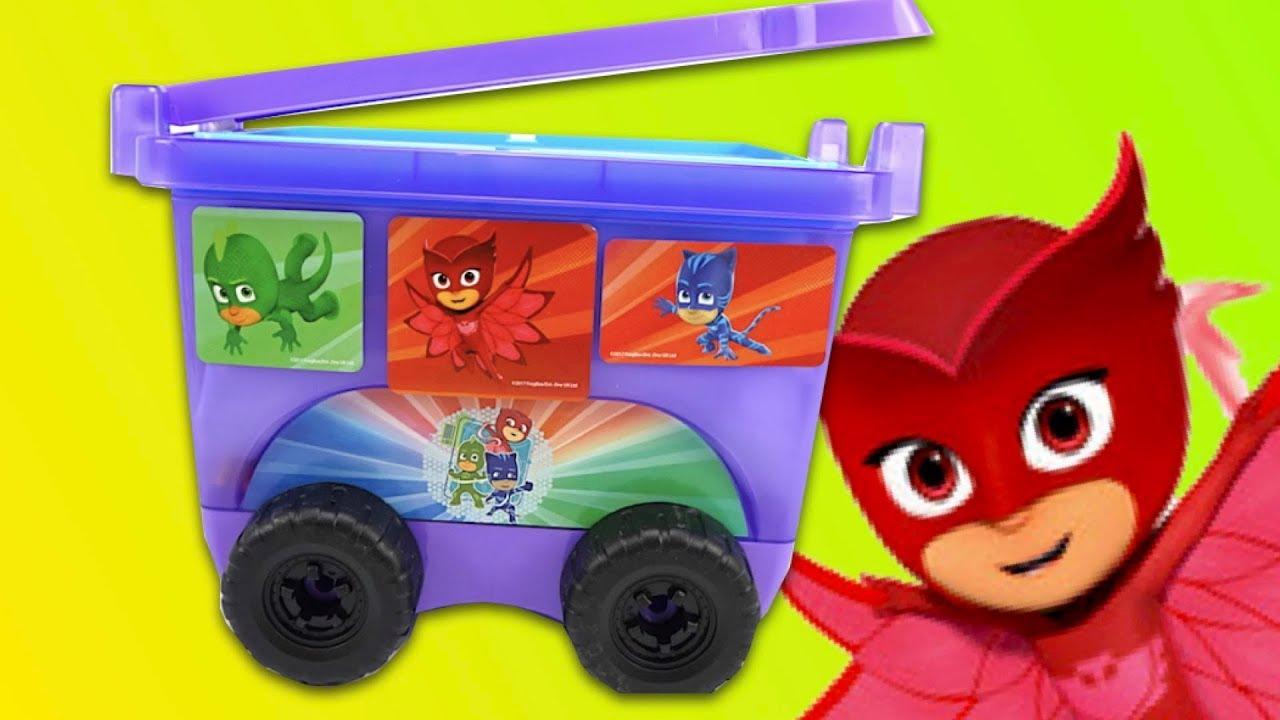 Игрушки, сюрпризы и раскраски для детей - YouTube
