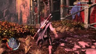 Средиземье: Тени Мордора (Shadow of Mordor) - Игровой процесс (Gameplay) HD [1080p] (PS4)