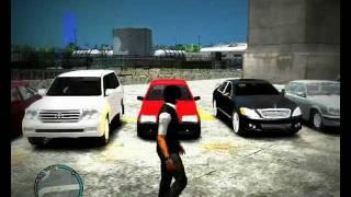 GTA IV BAKU Style Cars Pack.wmv