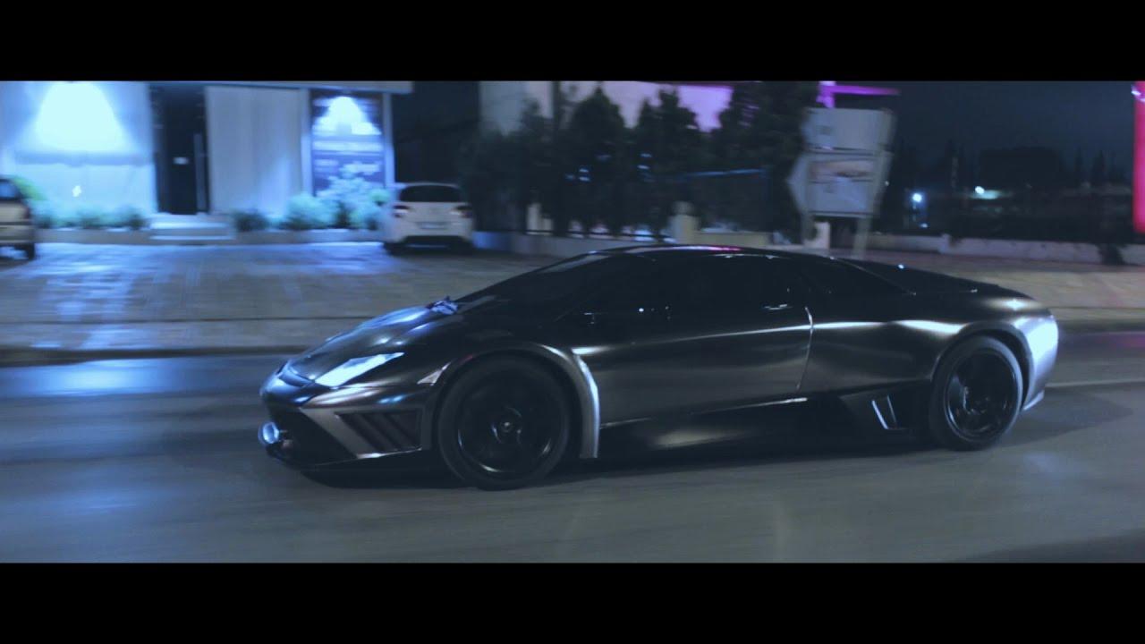 Lamborghini Murcielago Black Chrome Youtube