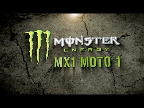 Monster Energy MX1 - Moto 1 - Round 1 Horsham